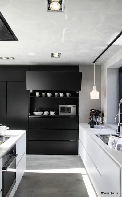 Desain Dapur Maskulin 2
