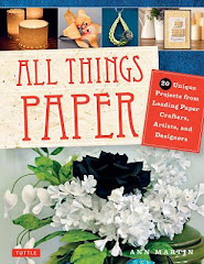 All things paper - the book