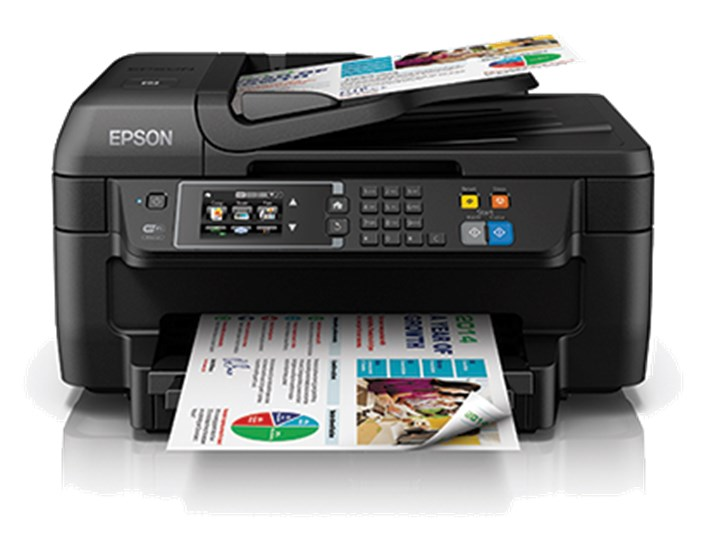 epson fax machine instructions