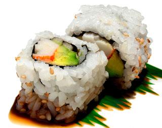 Preparar sushi en casa