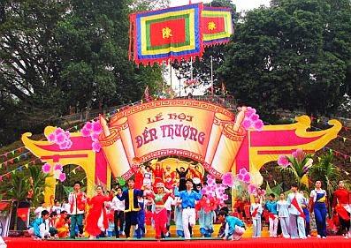Lễ hội đền thường lào cai sapa