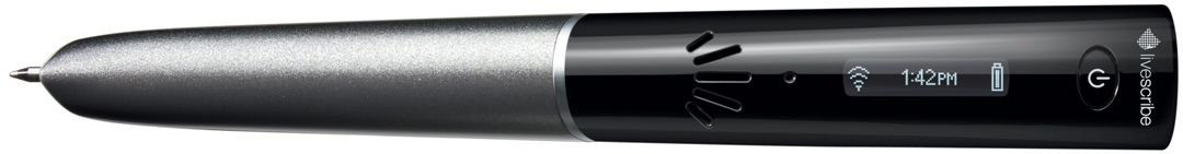 A picture of Livescribe's Sky Smartpen.