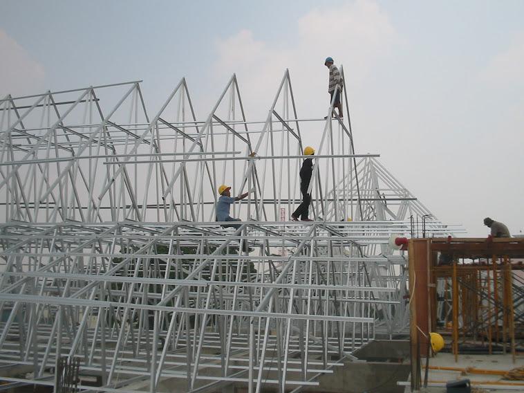 Truss ( Rangka Atap ) Baja Ringan Nusantara