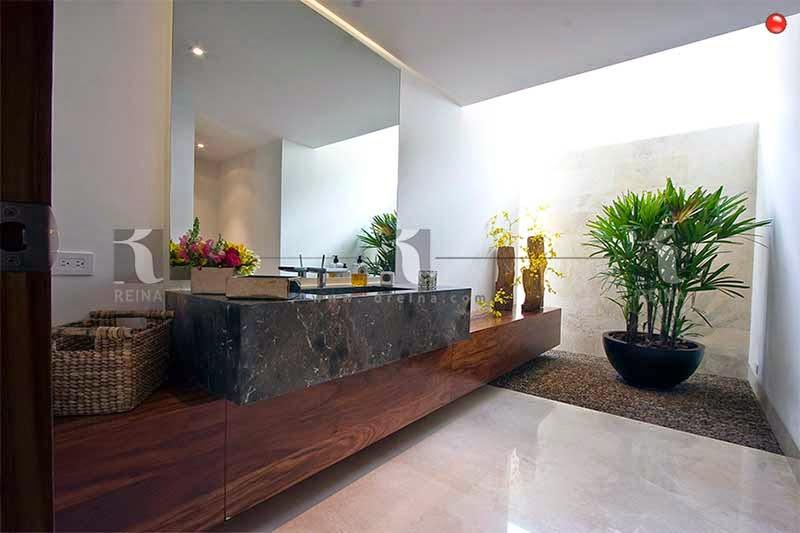 Cocinas puertas vestidores y muebles en madera en - Muebles de bano en leon ...