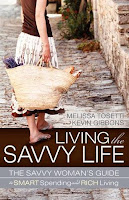 Living the Savvy Life cover