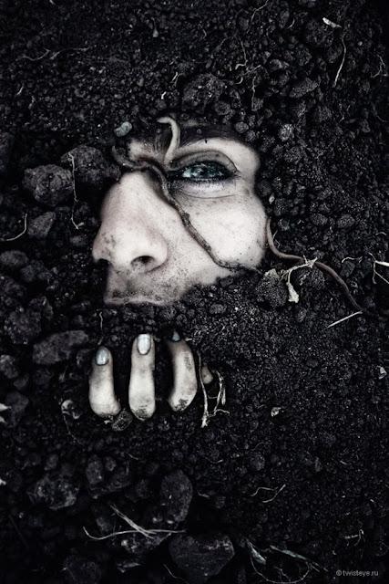 Những hình ảnh kinh dị nhất thế giới