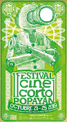 11 festival de cine corto en Popayán