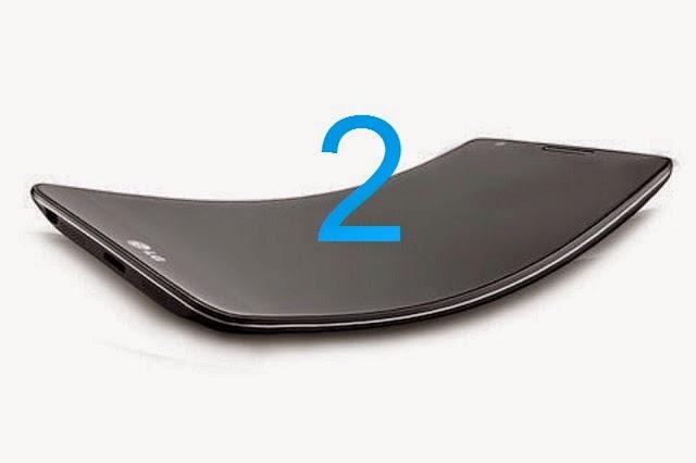 LG G Flex 2 specs surfaces