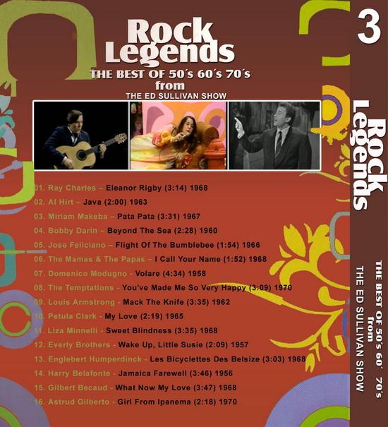 Rock Legends Show 03 ... 49 minutos