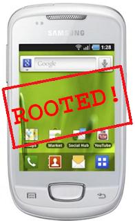 Samsung Galaxy Mini Nasıl Root Edilir