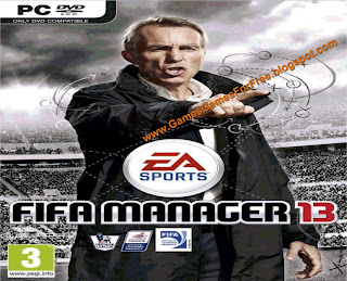 Football Manager 13 Wallpaper