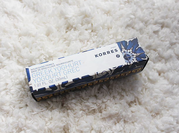 korres face primers review comparisons antiageing quercentin greek yoghurt nourishing