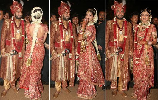 shilpa shetty wedding |Shadi Pictures