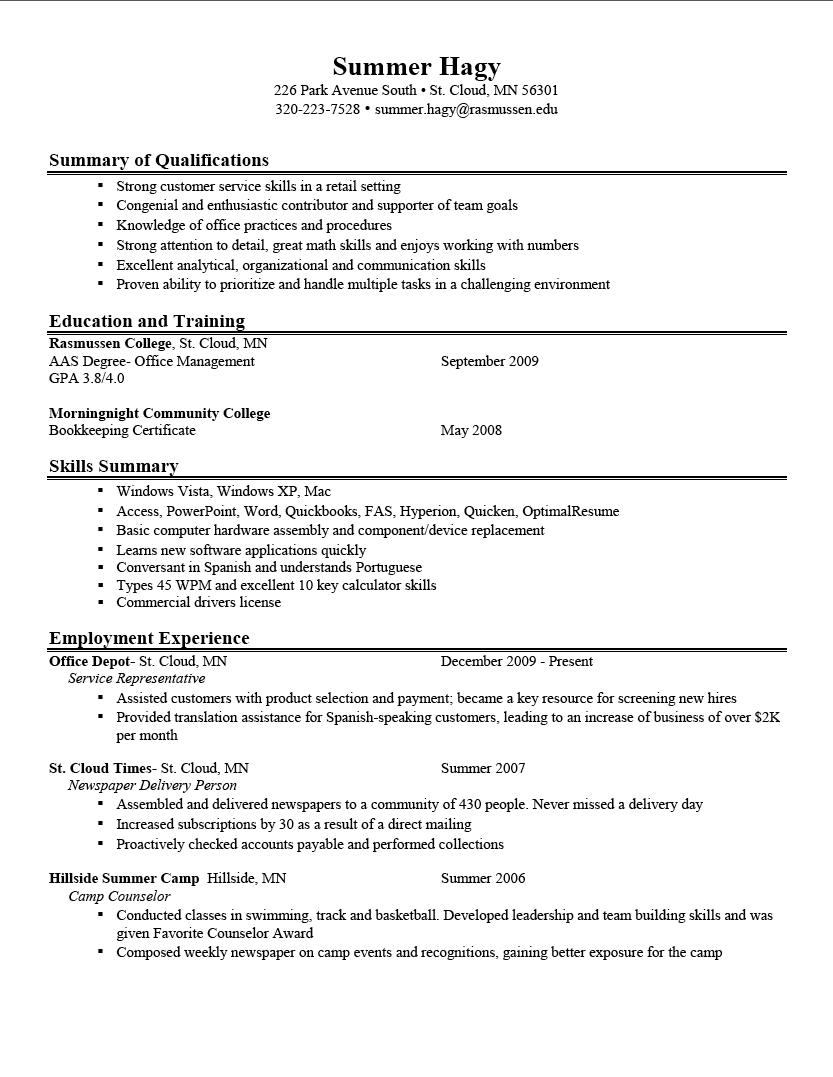 Can anyone recommend a great resume writing service?