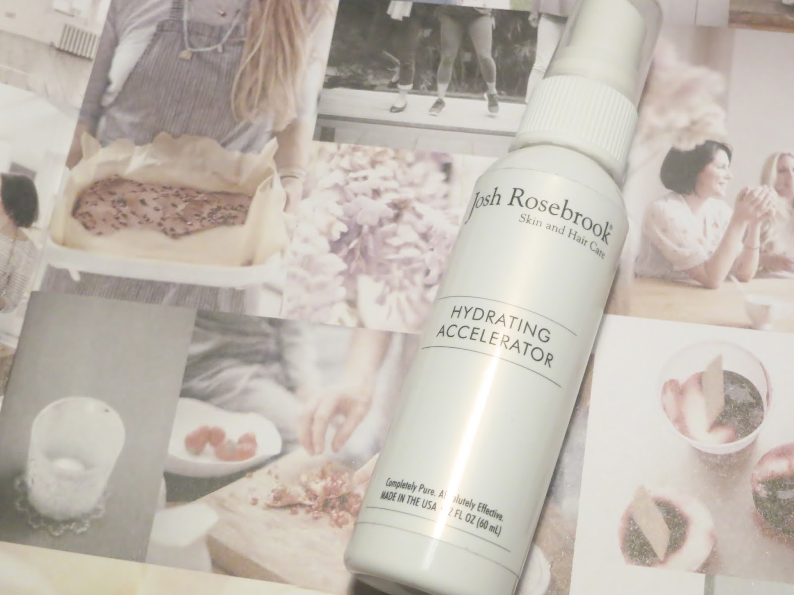 Josh Rosebrook Hydrating Accelerator Review