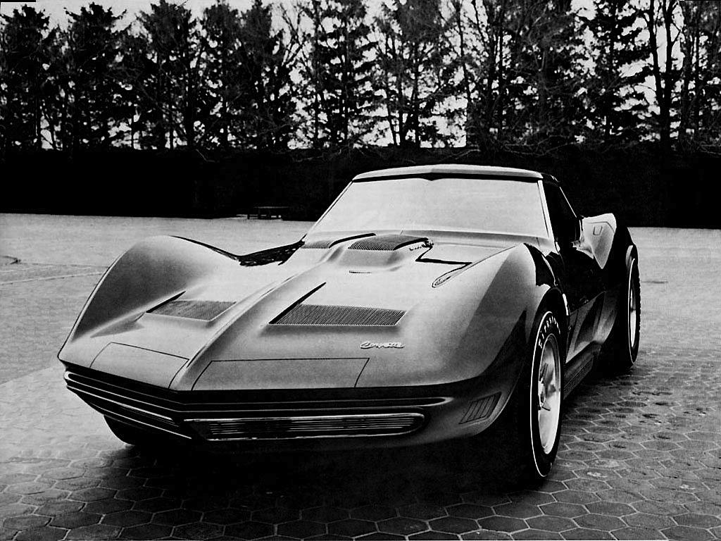 FAB WHEELS DIGEST (F.W.D.): 1965 Chevrolet Mako Shark II ...