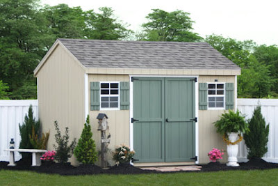 Buy amish sheds in Maryland