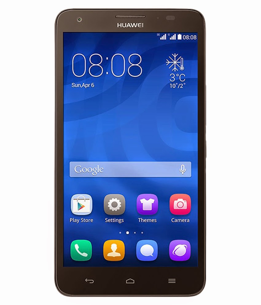 Huawei Ascend G750 Smartphone – Black for Rs 18599