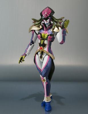 Bandai SH Figuarts Kamen Rider Wizard - Medusa Phantom figure