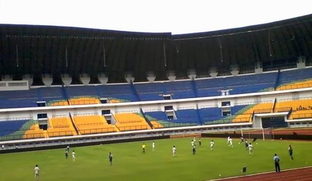 Usai Laga Persib vs Malaysia Selection, Sejumlah Fasilitas Stadion GBLA Rusak