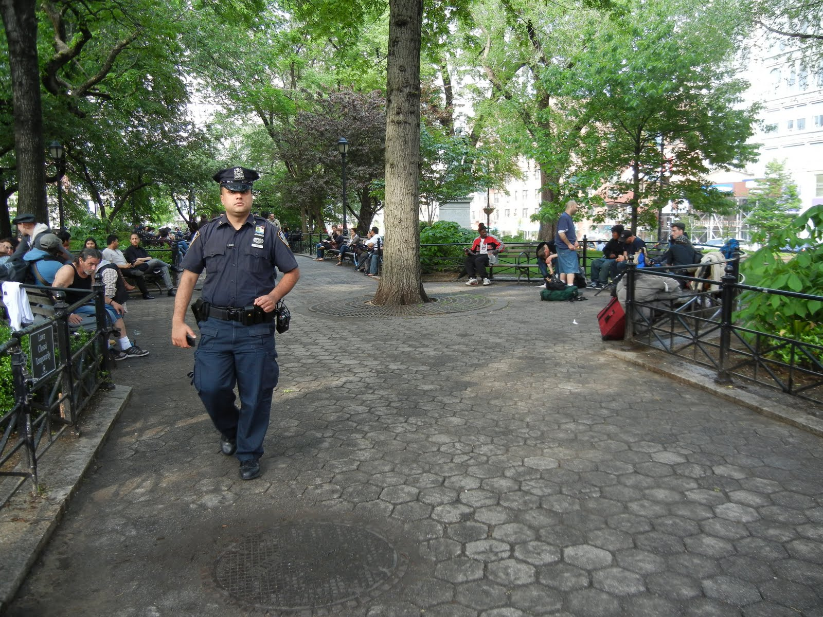 A walk in the park crime explodes in union square park area crime explodes in union square park area sciox Image collections