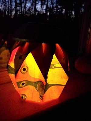 Handmade Origami Lantern