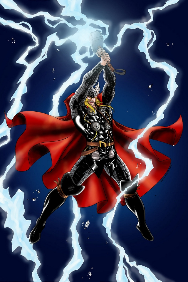 Thor God Of Thunder Game