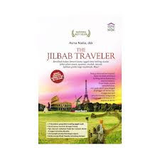 rumah buku buku novel jilbab traveler