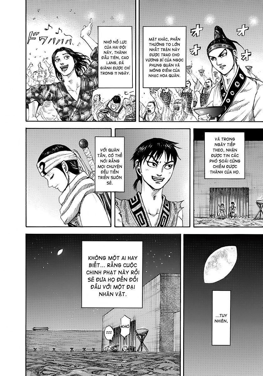 Kingdom – Vương Giả Thiên Hạ (Tổng Hợp) chap 193 page 18 - IZTruyenTranh.com