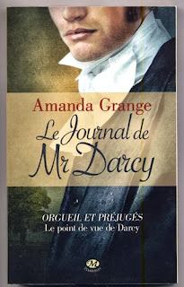 Couverture Le Journal de Mr Darcy de Amanda Grange
