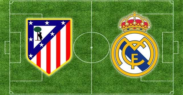البث المباشر والقنوات الناقلة وموعد مباراة ريال مدريد واتلتيكو مدريد فى كاس ملك اسبانيا   REAL Madrid vs Atletico Madrid