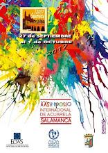 XX SIMPOSIO INTERNACIONAL DE ACUARELA -SALAMANCA 2017-