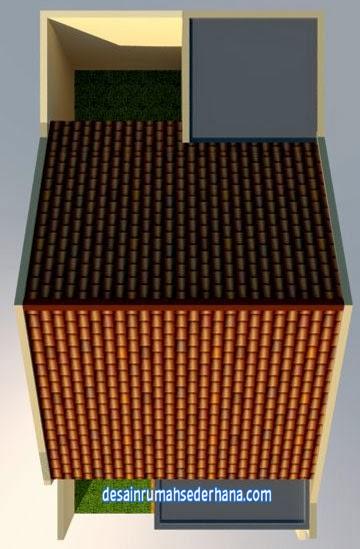 Model Atap Rumah Ukuran 7 X 12