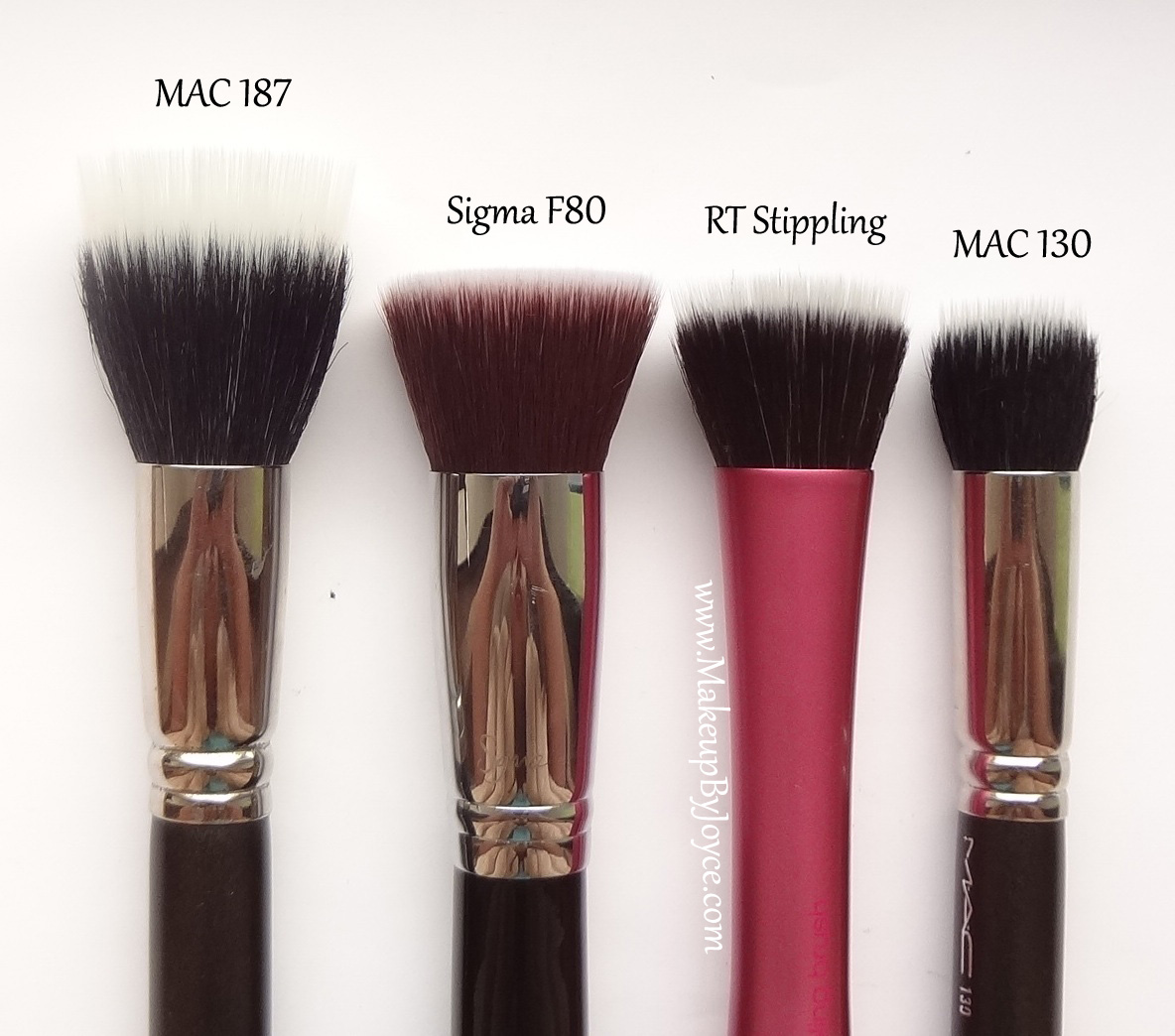 ❤ MakeupByJoyce ❤** !: Review + Comparison: Real Techniques ...