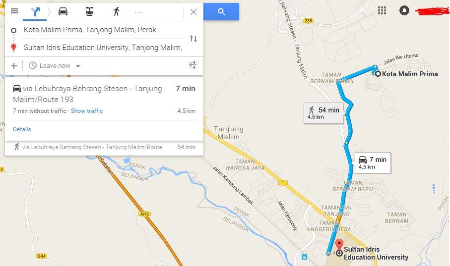 Review Rumah Teres 1 Tingkat di Tanjung Malim