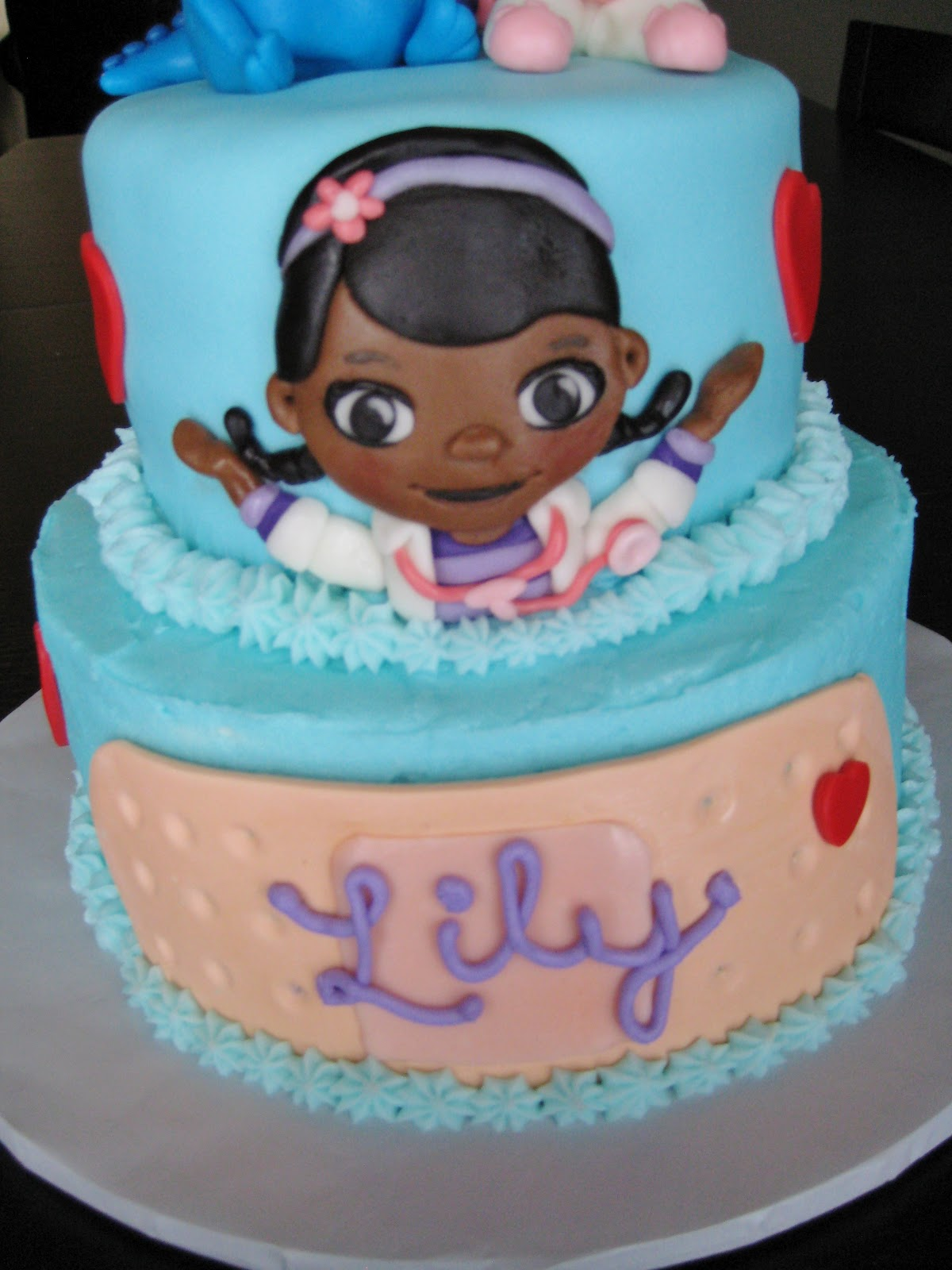 Dr Mcstuffins Cake Topper Uk