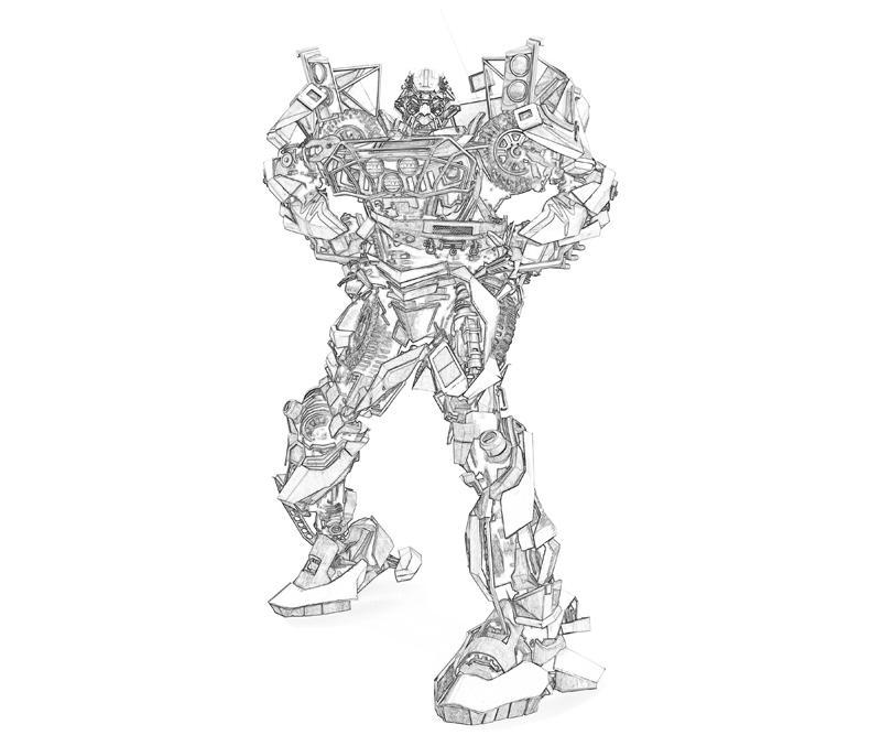 Transformers Animated Raghet