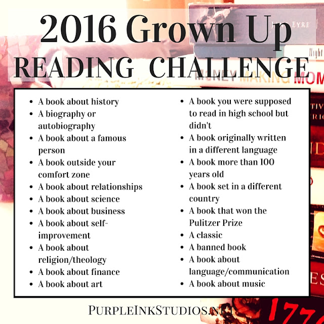 purple ink studios reading challenge