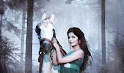 Gehana Vasisth Glamorous Photo Session-thumbnail-8