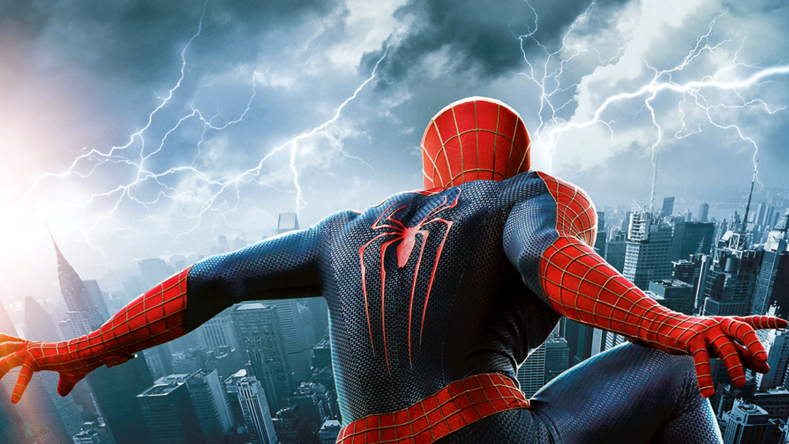The Amazing Spider Man Wallpapers [HD Facebook Cover Photos
