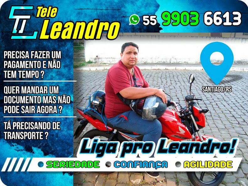 Tele-entrega e Moto-táxi em Santiago