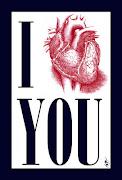 jueves, 14 de febrero de 2013 love you garnabiel