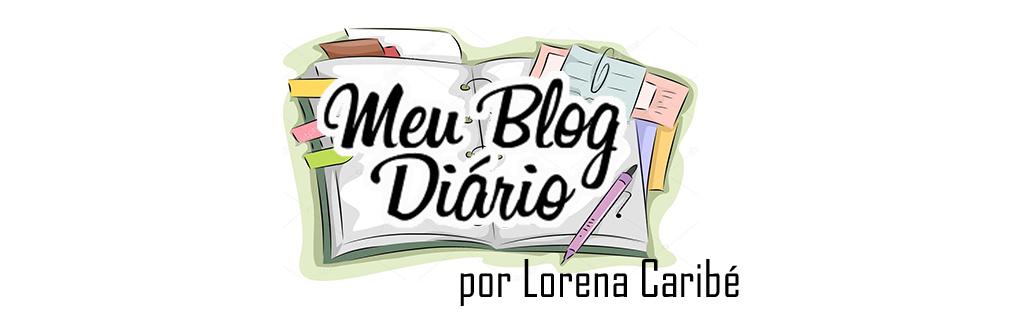 ❤️ Meu Blog Diário ❤️