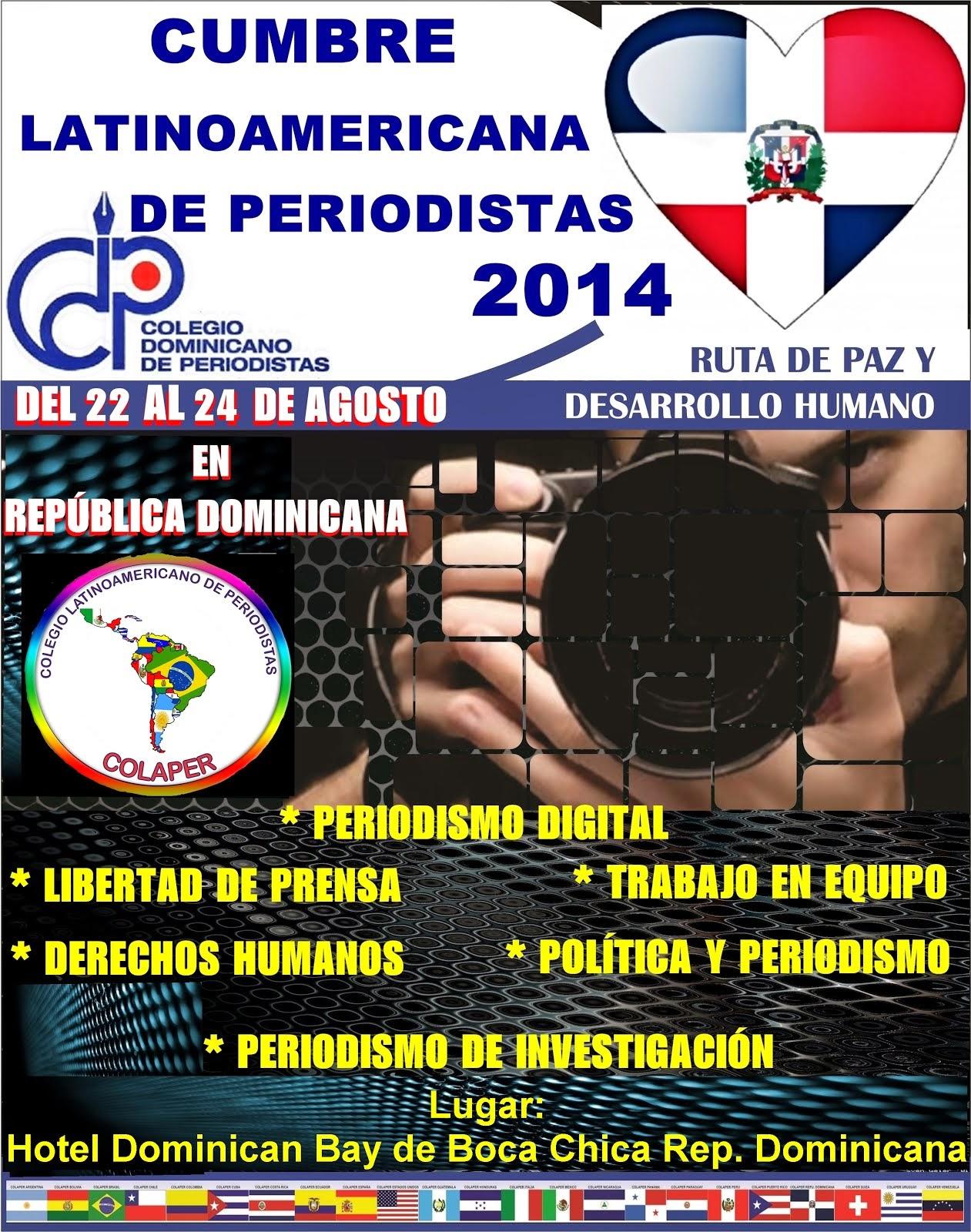 Cumbre Latinoamericana de Periodistas