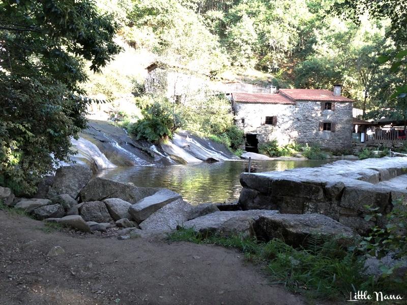 cascada parque da natureza ocio familiar pontevedra