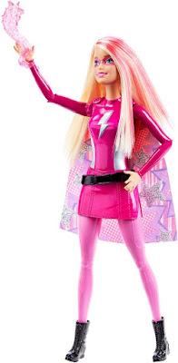 TOYS : JUGUETES - BARBIE Power Super Hero Muñeca - Doll 2015 | Mattel DHM59 | A partir de 3 años Comprar en Amazon España & buy Amazon USA