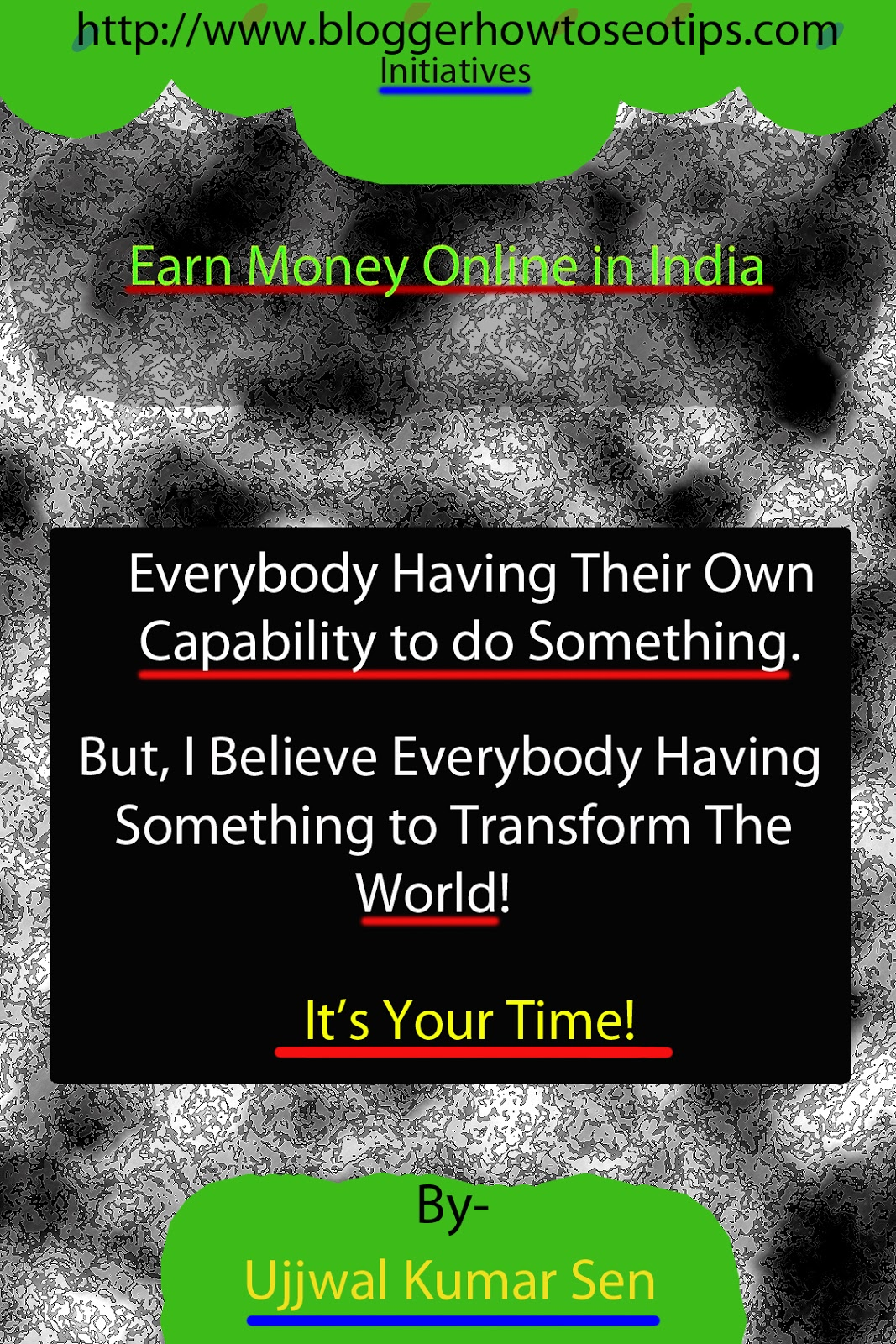 Earn Money Online in India Free E-book