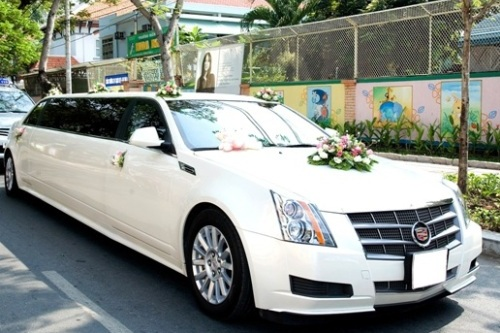 Xe Cưới Limousine - Thuê cưới tại TPHCM