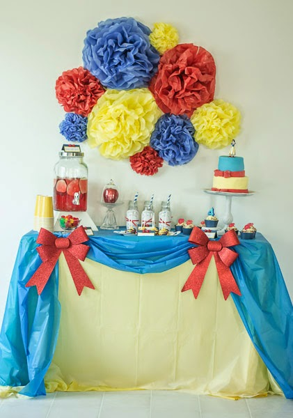 A Delightful Waste of Time Snow White Party Josie turns FOUR – Snow White Party Invitations