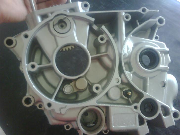 Carcaças do motor